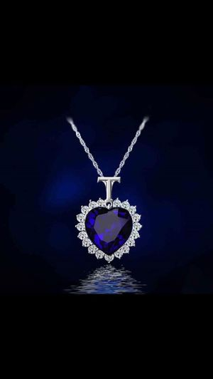 Titanic heart of the ocean necklace for Sale in St. Cloud, FL
