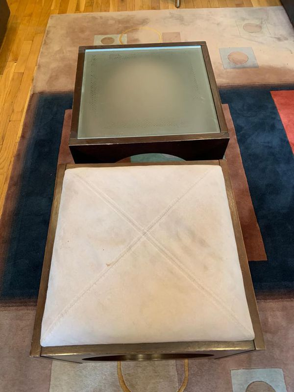Foot stool (Table of coffee)