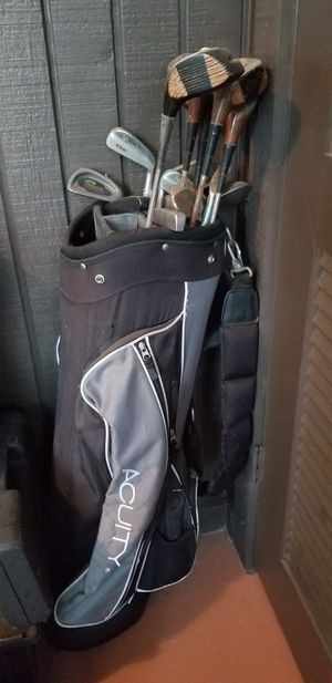 Golf clubs and bag for Sale in Boynton Beach, FL