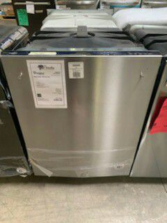 ✸‍🦳New Discounted Stainless Whirlpool Dishwasher,1 Year Manufacturers Warranty $~$ for Sale in Gilbert, AZ