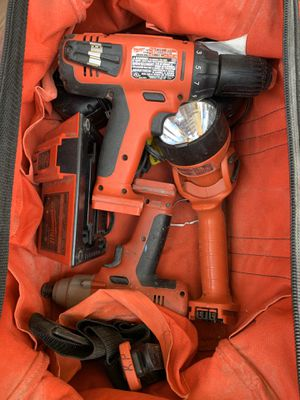Milwaukee Drill & Impact Gun for Sale in Castaic, CA