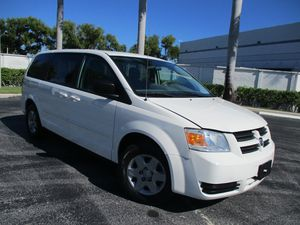 2010 GRAND CARAVAN Very clean minivan, SE model well equipped with power options, Flex fuel, great on gas, V6 3.3 engine, FM/CD/MP3/AUX player, satel for Sale in Pompano Beach, FL