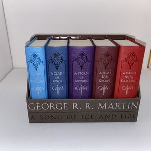 Game Of Thrones Leather Mini Bible Sized Collection for Sale in Naples, FL