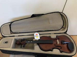 Palatino VN-350-1/2 Campus Violin Outfit, 1/2 Size (NEEDS NEW BOW) for Sale in Fountain Valley, CA