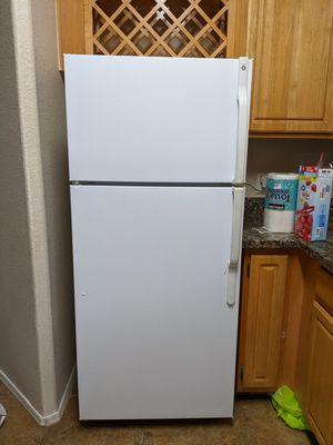 GE 2 door refrigerator for Sale in Phoenix, AZ