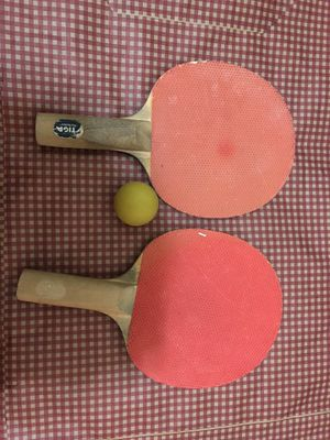 Ping pong bats /table tennis for Sale in Chicago, IL