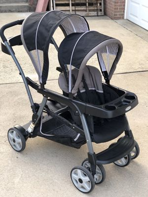 Double stroller - Graco for Sale in North Huntingdon, PA