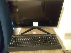 New monitor and wireless keyboard with mouse for Sale in Channelview, TX