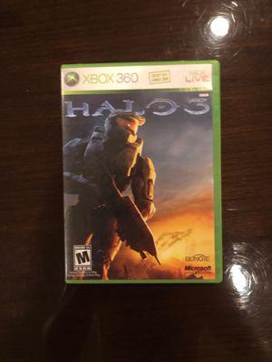Halo 3 Xbox 360 game for Sale in Dallas, TX