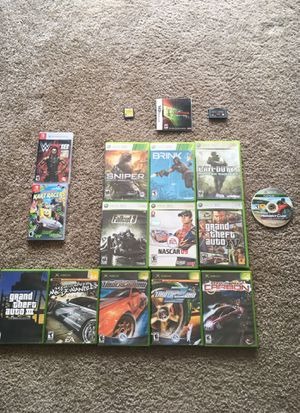Video Games for sale! for Sale in Columbus, OH