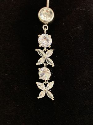 NWOT dangle belly button ring for Sale in Freeland, PA