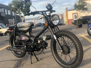49cc rocky motorcycle 4 gears. Semi auto for Sale in Oakland, CA