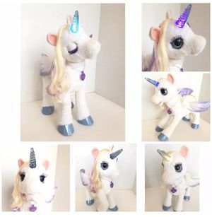 Furreal StarLily My Magical Unicorn Animated Light Up for Sale in Woodstock, GA