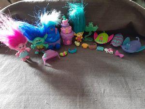 Troll Dolls: Dreamworks for Sale in Berkley, MA
