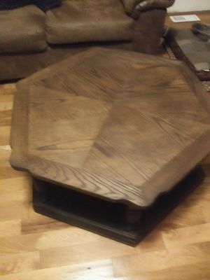 Solid Wood Refurbished Coffee Table for Sale in Fort Mill, SC