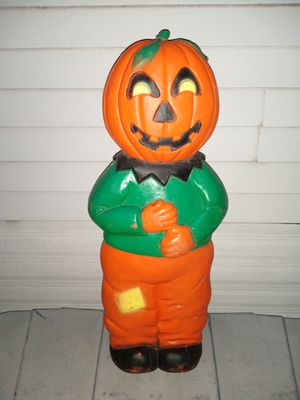 Pumpkin guy blow mold for Sale in Oak Lawn, IL