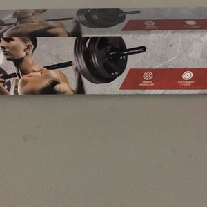 Brand New Top of the Line CAP Weight Lifting Bar**Great Deal** for Sale in Rochester Hills, MI