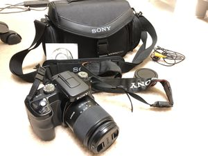 Sony Alpha N50 DSLR A100 Digital SLR Camera for Sale in Fairfax, VA
