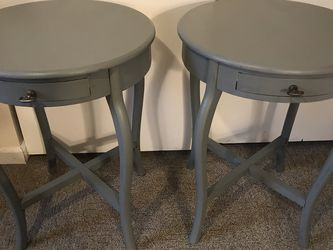Shabby Chic End Tables for Sale in Olympia,  WA