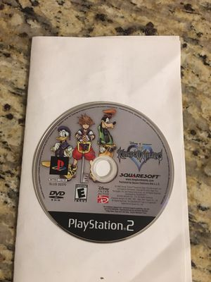 Kingdom hearts PlayStation 2 for Sale in North Las Vegas, NV