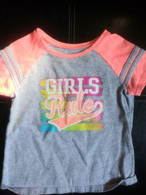 2t Cute Shirt. Girls Rule ! for Sale in Phoenix, AZ