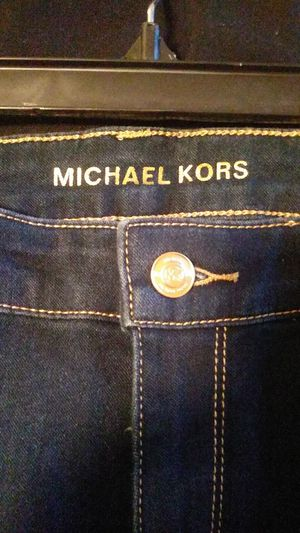 Michael Kors Izzy Style Skinny Jeans Size 10 for Sale in Ontario, CA