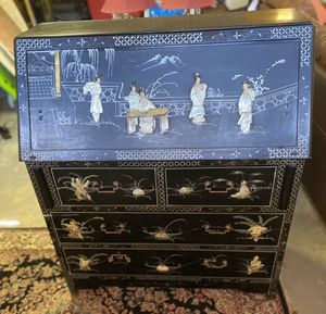 Gorgeous Asian Secretary Desk for Sale in Carlsbad, CA