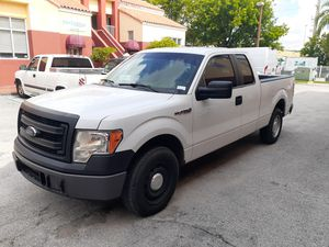 2014 FORD F150 XL EXT CAB V6 3.7 WE FINANCE for Sale in Miami, FL