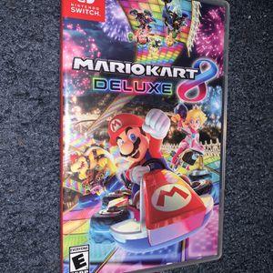 Mario Kart 8 Deluxe for Sale in Hartford, CT