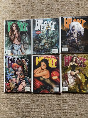Heavy Metal Magazine Various issues for Sale in Union, NJ