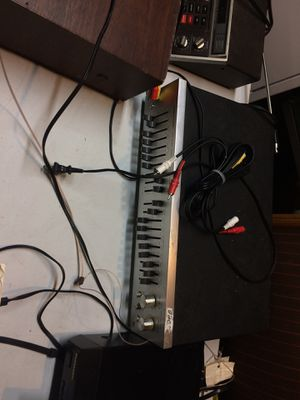 Realistic ten band equalizer! for Sale in Stevens Point, WI