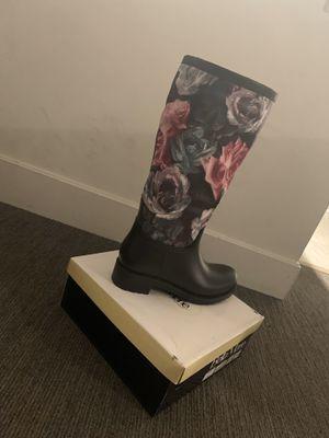 Nice rain boot type - for Sale in Dallas, TX