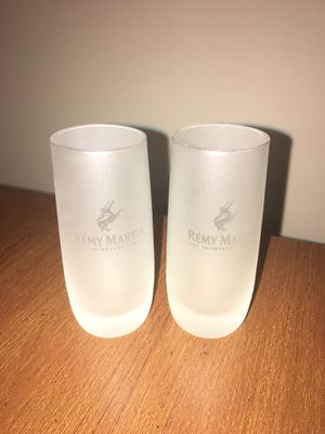 Remy Martin Frosted Glass Set for Sale in Tamarac, FL