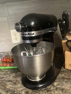 Kitchen aid mixer and Attachments for Sale in Easley, SC