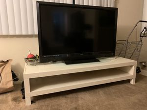 Tv stand and tv for sale for Sale in Fullerton, CA