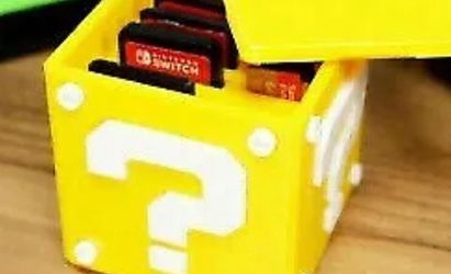 Super Mario Nintendo Switch Holder for Sale in Nashville,  TN
