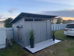 Modern Shed for Sale in Hialeah, FL