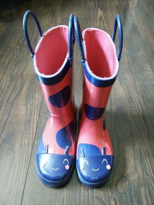 Carters girls rain boots for Sale in Farmington, CT