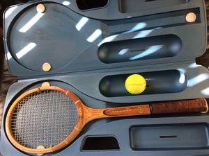 Tennis racket and case for Sale in Manassas, VA