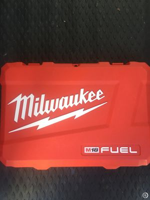 Milwaukee. M18 FUEL 2-piece Tool Empty Hard Case. for Sale in Brooklyn, NY