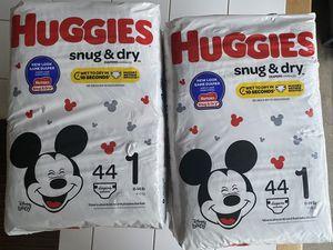 Huggies Snug & Dry for Sale in Palmdale, CA