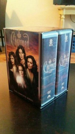 Charmed complete series for Sale in Imperial Beach, CA