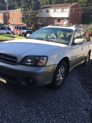 2001 Subaru Outback for Sale in Pittsburgh, PA
