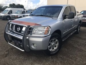 2006 NISSAN TITAN SE FFV for Sale in Houston, TX