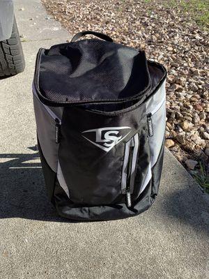 Louisville Slugger baseball backpack for Sale in San Jose, CA