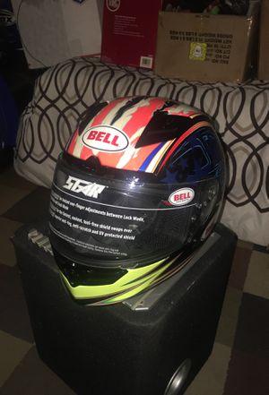 New bell carbon fiber street helmet for Sale in Fontana, CA