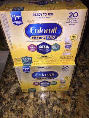 Enfamil Bottles for Sale in Arlington, TX