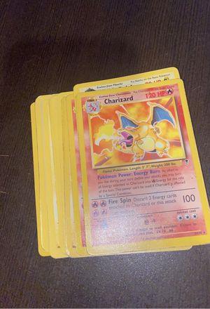 Pokémon Card Lot. Classic 1990's for Sale in Boston, MA