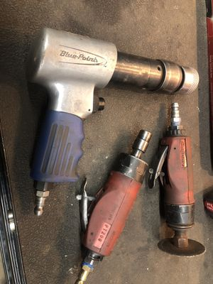 Snap on air tools for Sale in Bellingham, MA