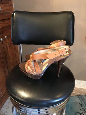 Michael Kors heels size 9.5 for Sale in Harker Heights, TX
